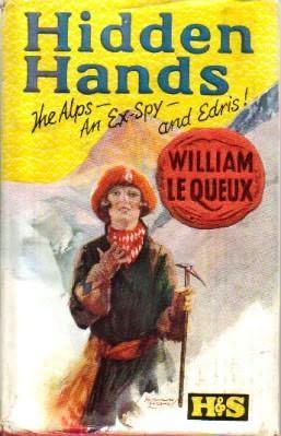 book cover of Hidden Hands