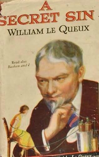 book cover of A Secret Sin