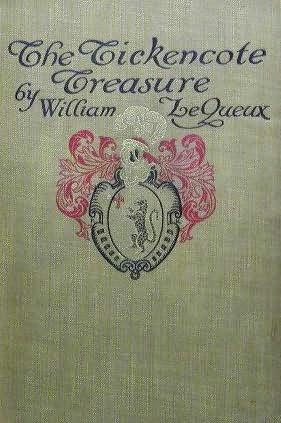 book cover of The Tickencote Treasure