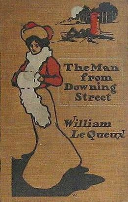 book cover of The Man from Downing Street