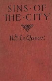 book cover of Sins of the City