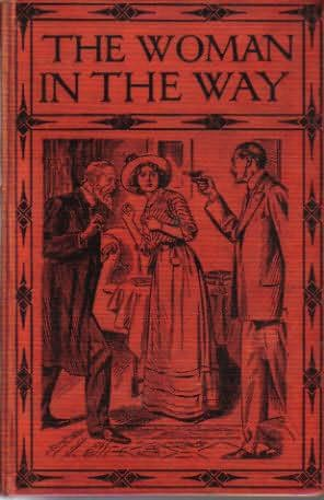 book cover of The Woman in the Way
