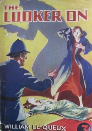 book cover of The Looker-On