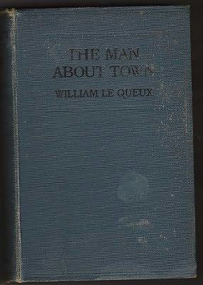 book cover of The Man About Town