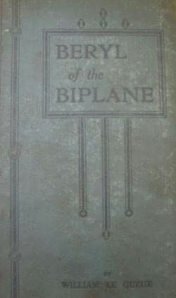 book cover of Beryl of the Biplane
