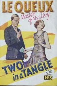 book cover of Two in a Tangle