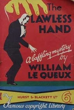 book cover of The Lawless Hand