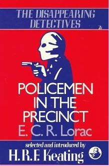 book cover of Policeman in the Precinct