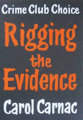 book cover of Rigging the Evidence