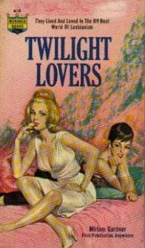 book cover of Twilight Lovers