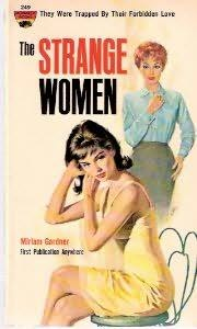 book cover of The Strange Women