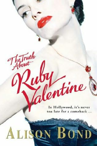 The Truth about Ruby Valentine cover