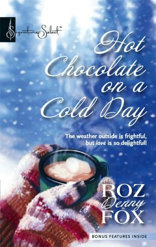 book cover of Hot Chocolate on a Cold Day