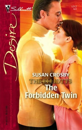 book cover of The Forbidden Twin