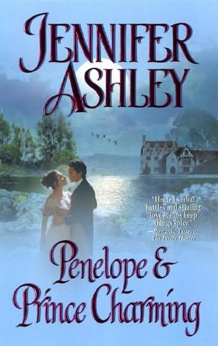 book cover of Penelope and Prince Charming