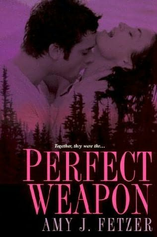 book cover of Perfect Weapon