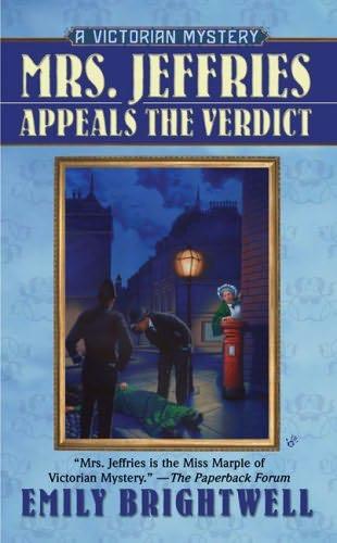 book cover of Mrs. Jeffries Appeals the Verdict