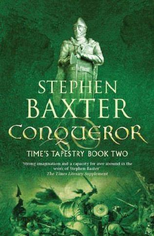 book cover of Conqueror