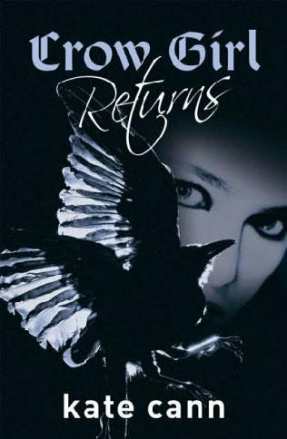 book cover of Crow Girl Returns