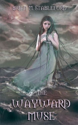book cover of The Wayward Muse
