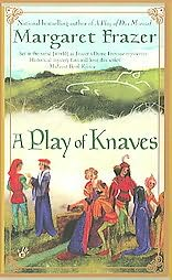 book cover of A Play of Knaves