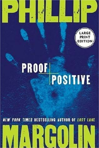 book cover of Proof Positive