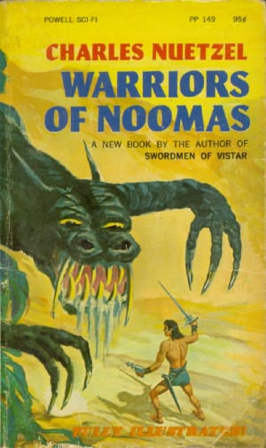 book cover of Warriors of Noomas