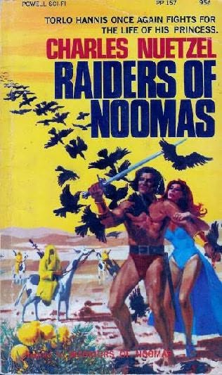 book cover of Raiders of Noomas