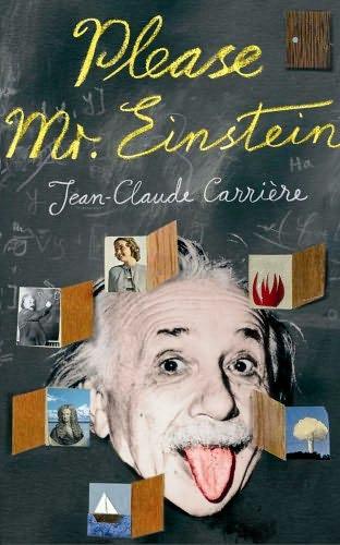 book cover of Please Mr Einstein