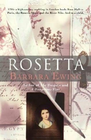 book cover of Rosetta