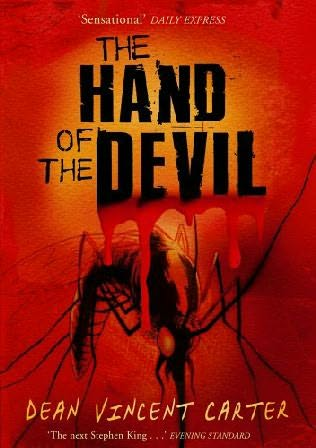 book cover of The Hand of the Devil