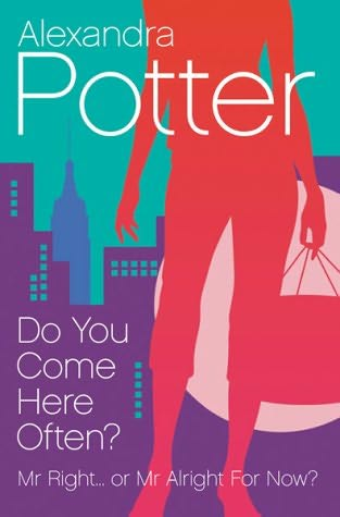 book cover of Do You Come Here Often?