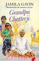 book cover of Grandpa Chatterji