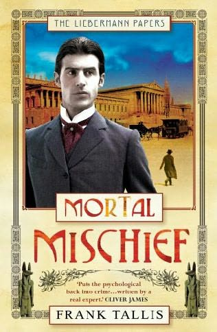 book cover of Mortal Mischief