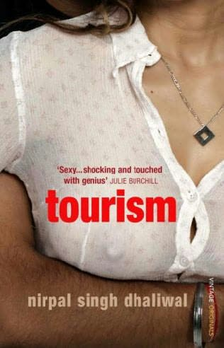 """Cover for the book """"Tourism"""""""