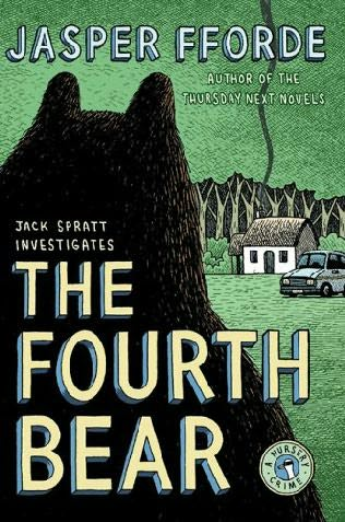 book cover of The Fourth Bear