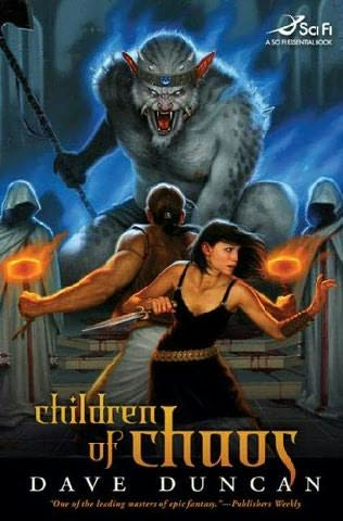 book cover of Children of Chaos