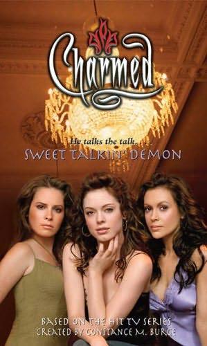 book cover of Sweet Talkin\' Demon