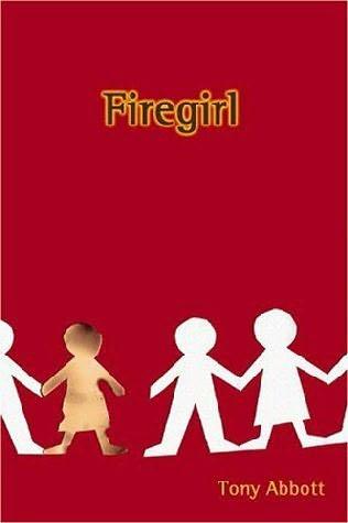 book cover of Firegirl