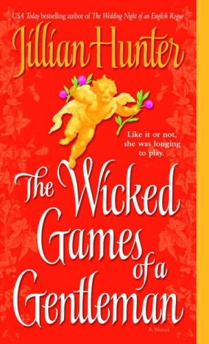 book cover of The Wicked Games of a Gentleman