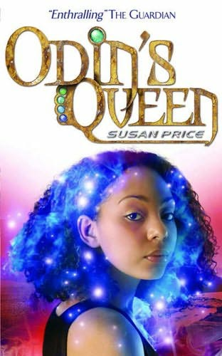 book cover of Odin\'s Queen