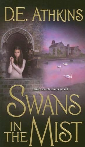 book cover of Swans in the Mist
