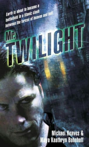book cover of Mr. Twilight
