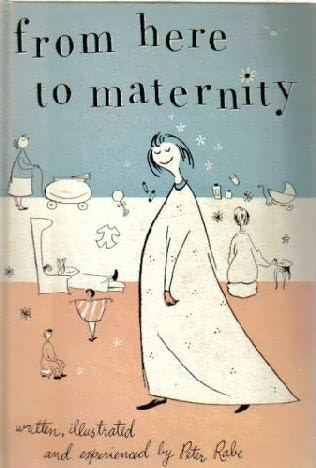 book cover of From Here to Maternity