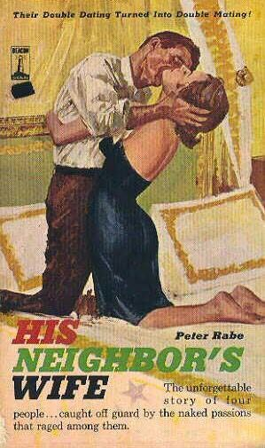 book cover of His Neighbor\'s Wife