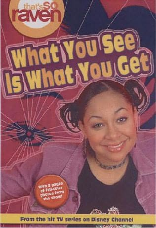 book cover of What You See Is What You Get