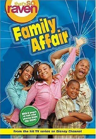 book cover of Family Affair