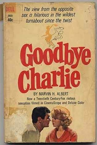 book cover of Goodbye Charlie