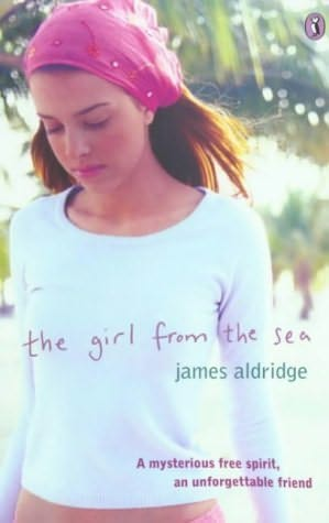 book cover of The Girl from the Sea
