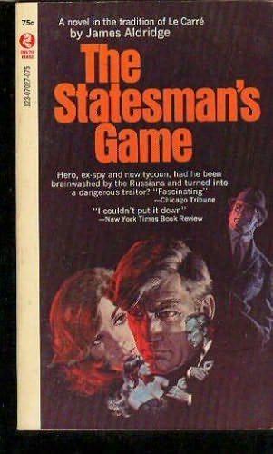 book cover of The Statesman\'s Game